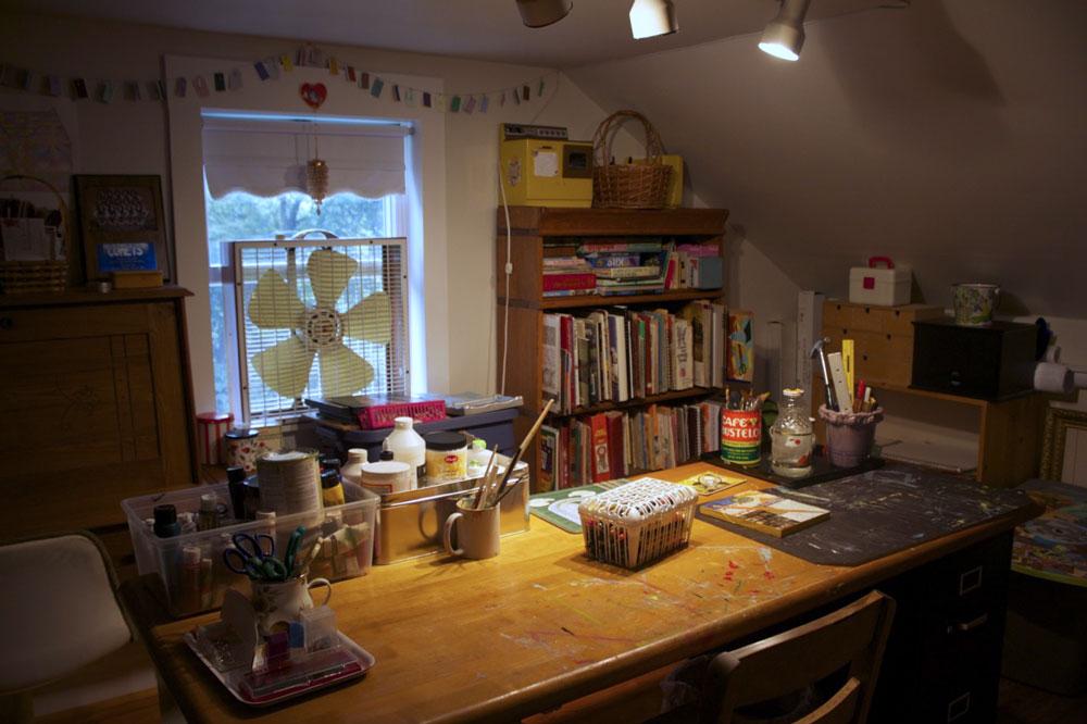 Jacinta's Studio