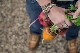 THE ORGANIC FARM SHOOT