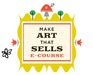 Lilla Rogers MATS e-course. Do it.