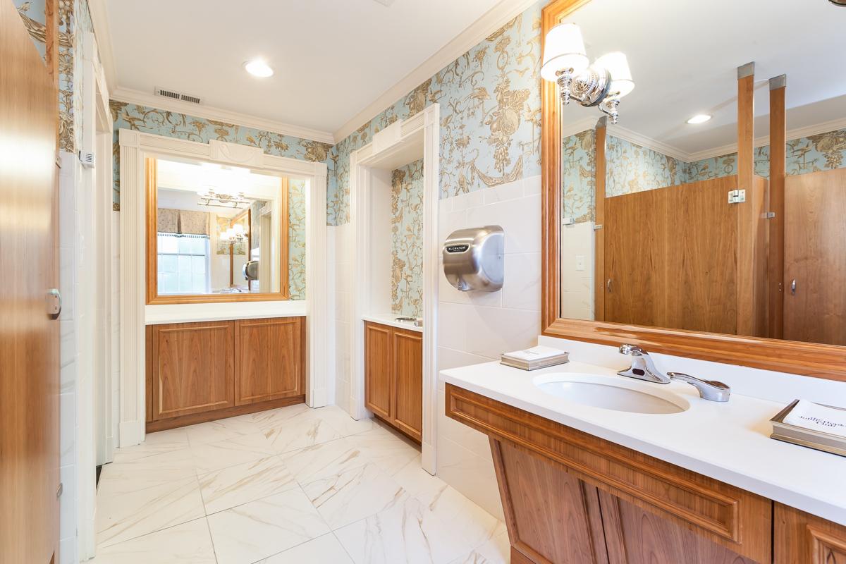 Private Club Bathroom