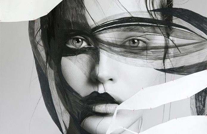 Tina Berning: Face / Project