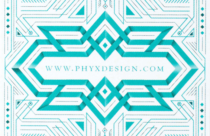 The Phyx is In: Design by Masaki Koike