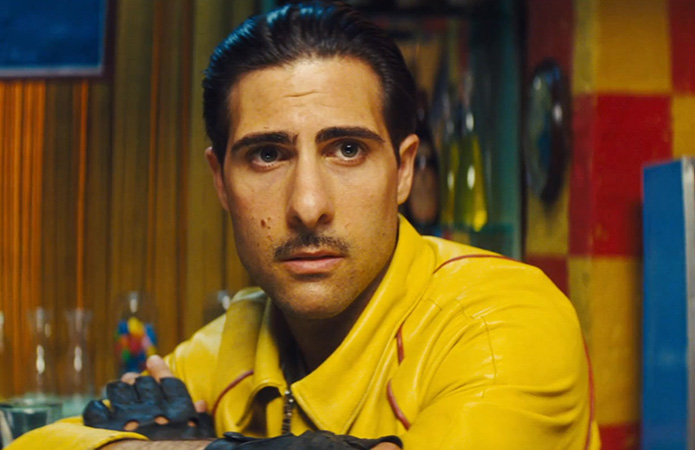 Wes Anderson for Prada