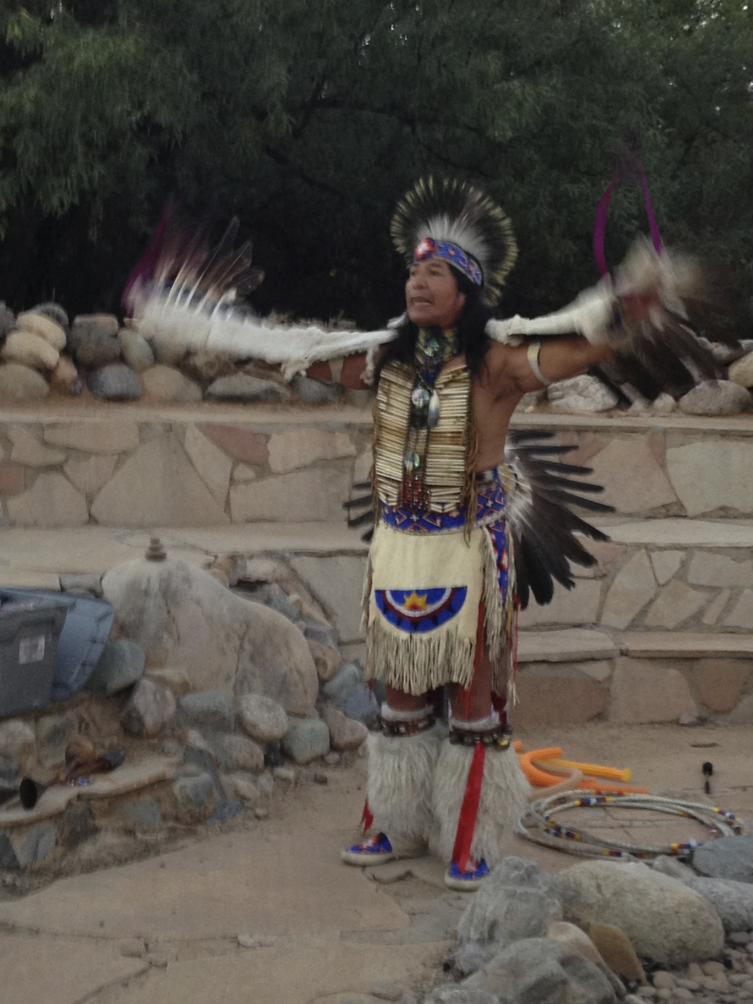 What's Next   executive leadership retreat 2014 at  Miraval in Arizona .