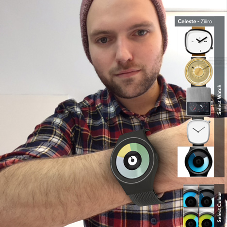 DESIGN: Augmented Reality hits Retail