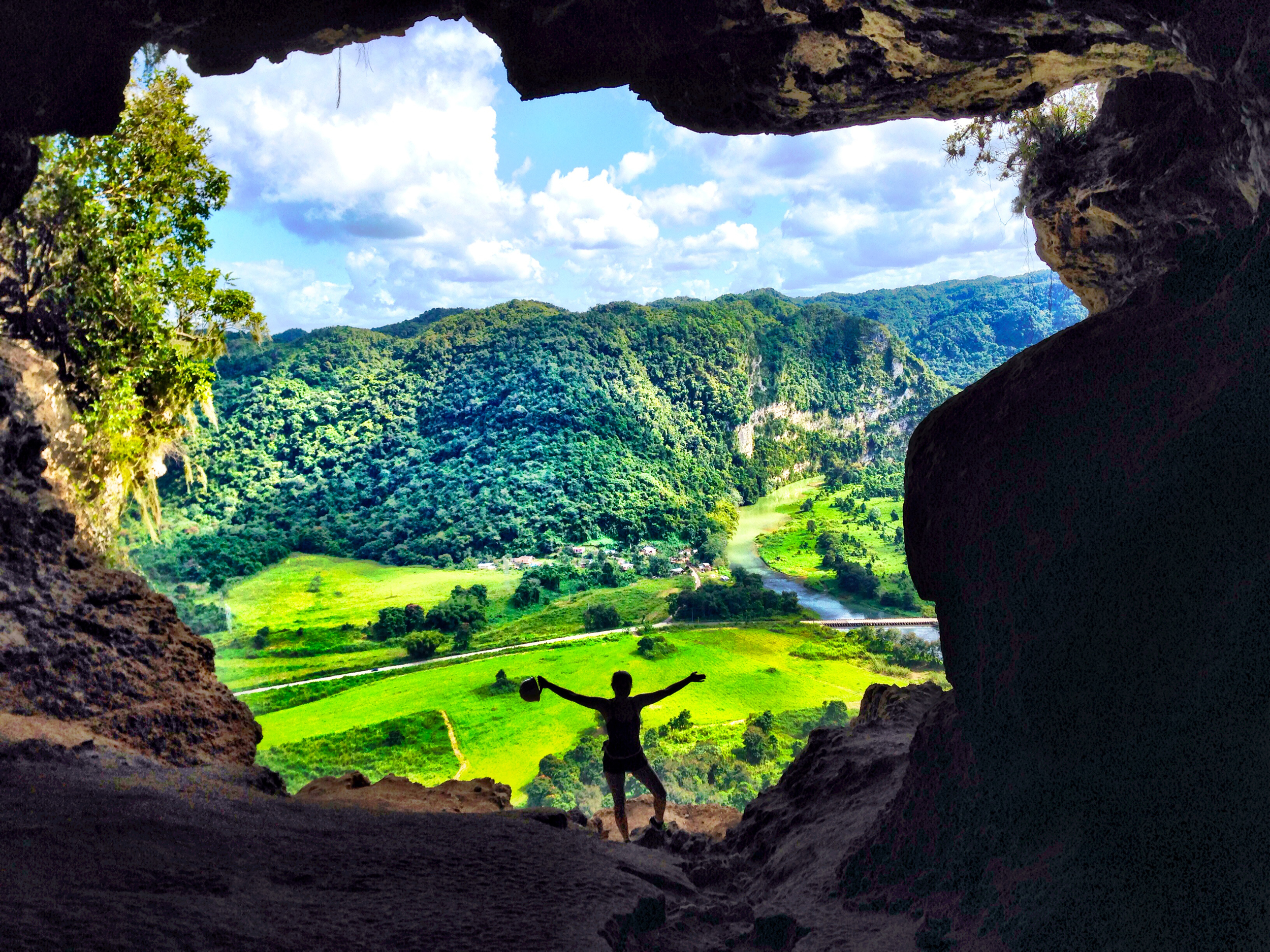 La Cueva de la Ventana