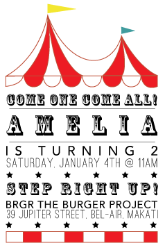 Thank you to Tito PJ, Tia Alessa, and   The Burger Project !