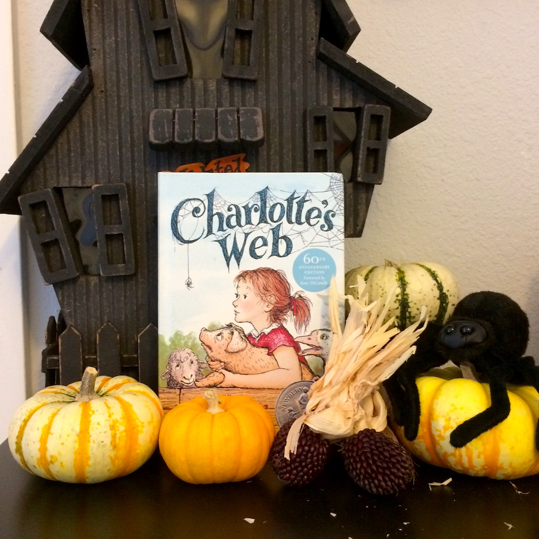 We've started to read  Charlotte's Web  at bedtime and got up to chapter 11 but she still prefers her picture books.