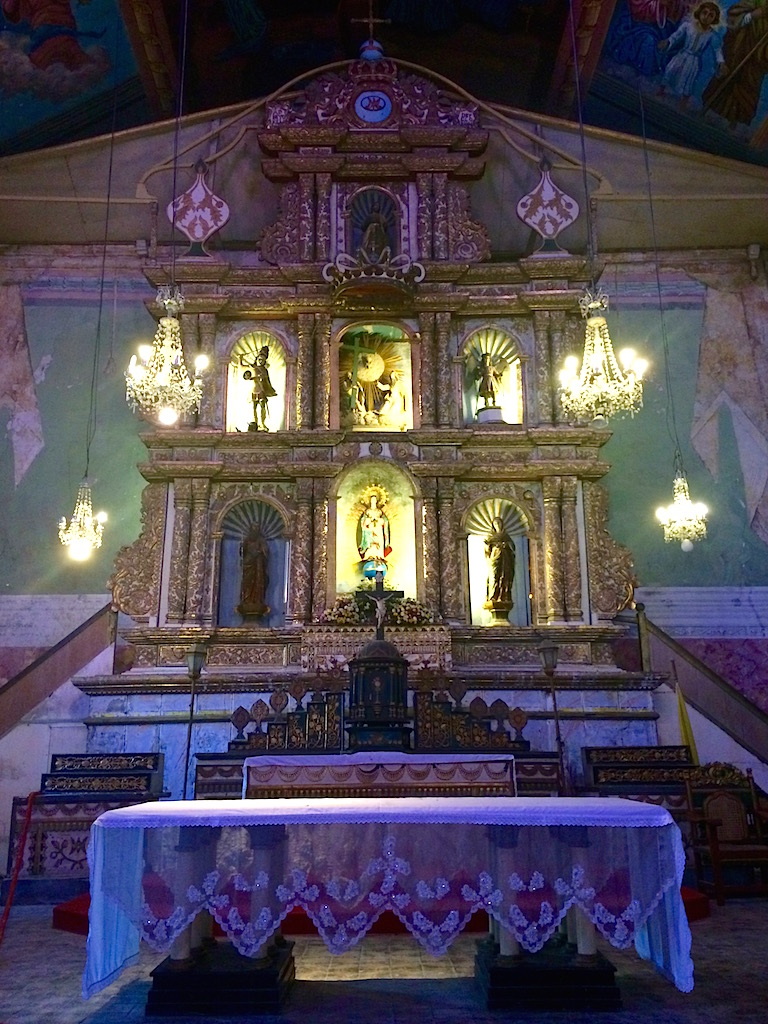 La Purisima Concepcion de la Virgen Maria Parish Church