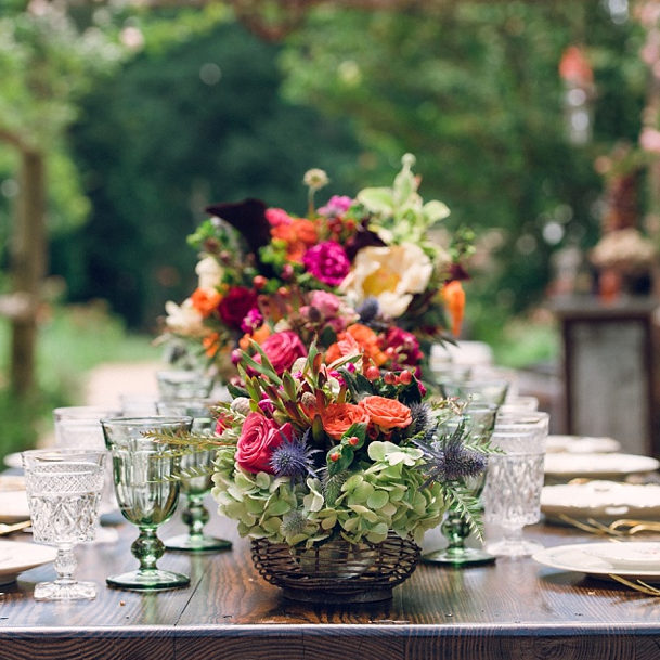 The Ivy Place - Garden Brunch Styled Shoot
