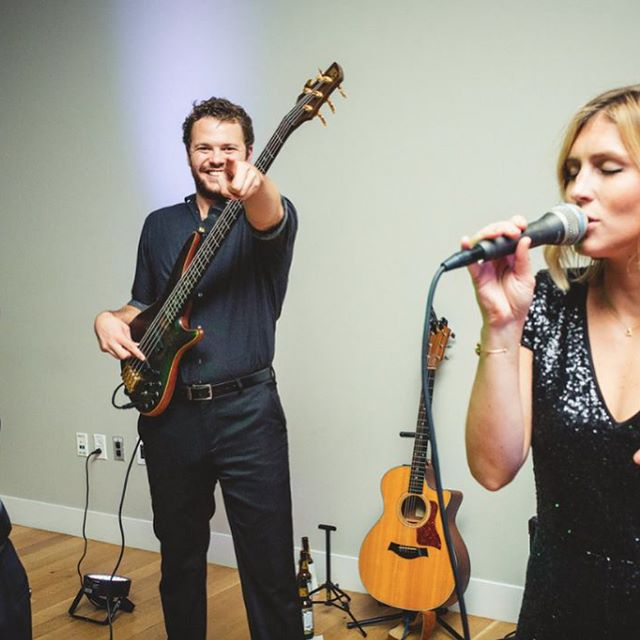 If you're looking for a band for your wedding, we can't rave about @5_on_sundays enough! They know how to bring the party and are fantastic to work with! Check them out - www.fiveonsundays.com.  Photos: @rob_plus_kristen  Planning & Design: @bestdayeverstudios  Venue: @themintmuseum  Catering: @somethingclassiccharlotte  Floral Design: @chelishmoore  Cake: @cheesecake_etc  Rentals: @partyreflections  Hair & Makeup: @cravenhairrrr  Rehearsal Venue: @sugarcreekbrewing  #bestdayever #charlotteweddingplanner #charlotteweddings #charlottewedding #ncweddings #carolinabride #weddingplanner #ncweddingplanner #charlotteweddingvenue #weddinginspiration #weddingdesign #southernweddingplanner #southernbride #ncwedding #carolinawedding #eventplanner #northcarolinabride