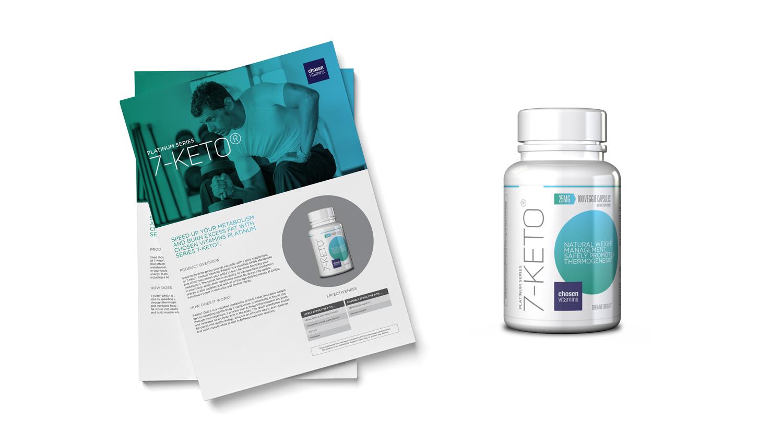 Chosen Vitamins 7-Keto