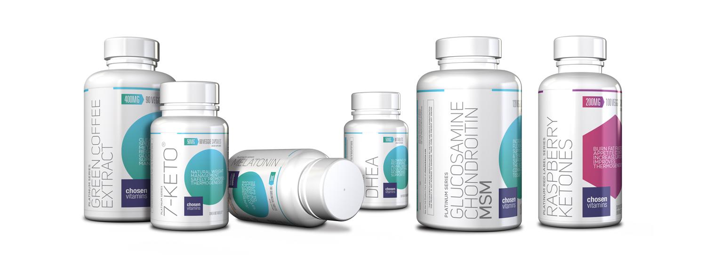Chosen Vitamins Platinum Series