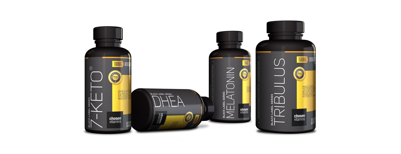 Chosen Vitamins Black Series
