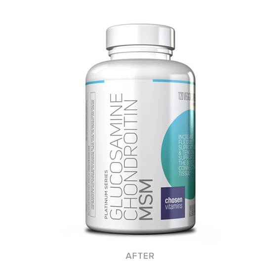 Chosen Vitamins - After