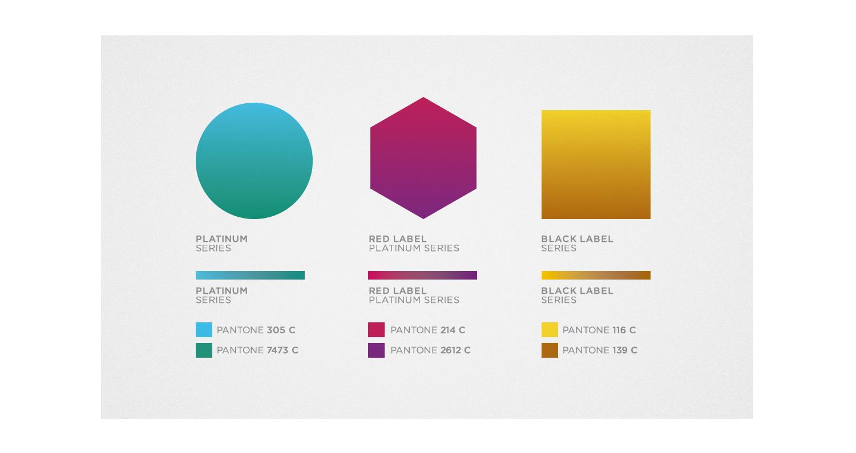 Chosen Vitamins - Visual Components
