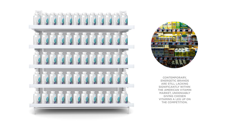 Chosen Vitamins Product Display