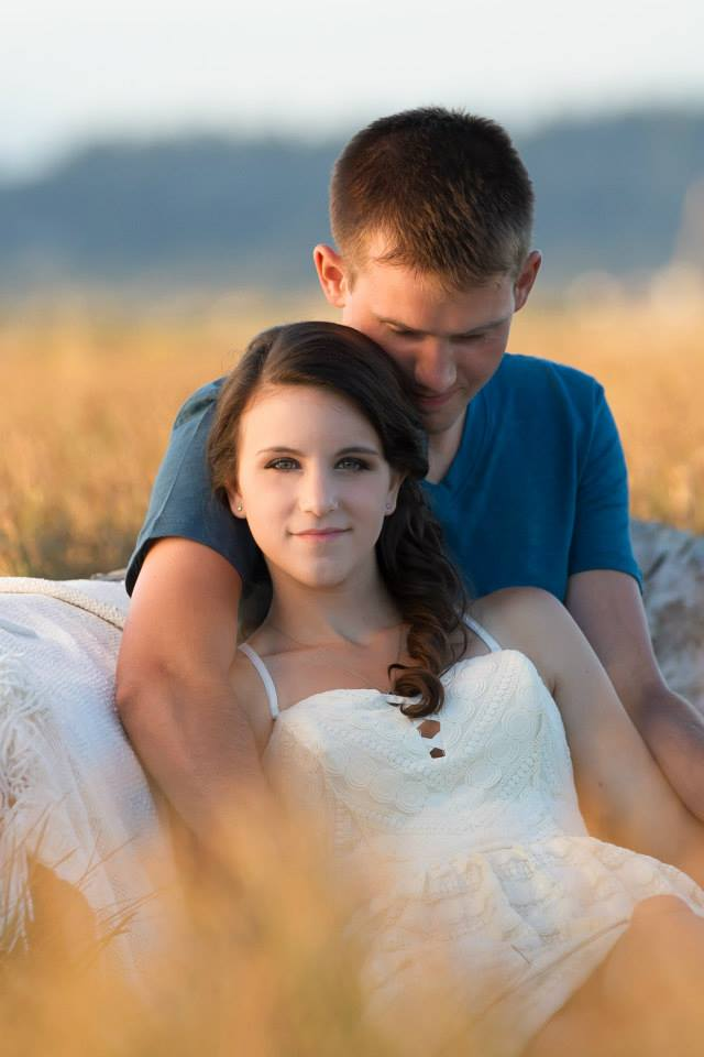 Carleen and Matt's engagement shoot.