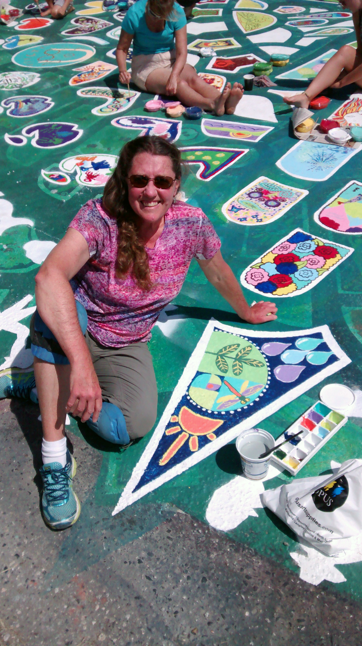 Roberts Creek Days - Community Mandala