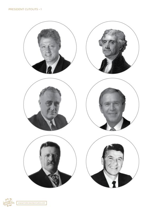 Presidents for Jars