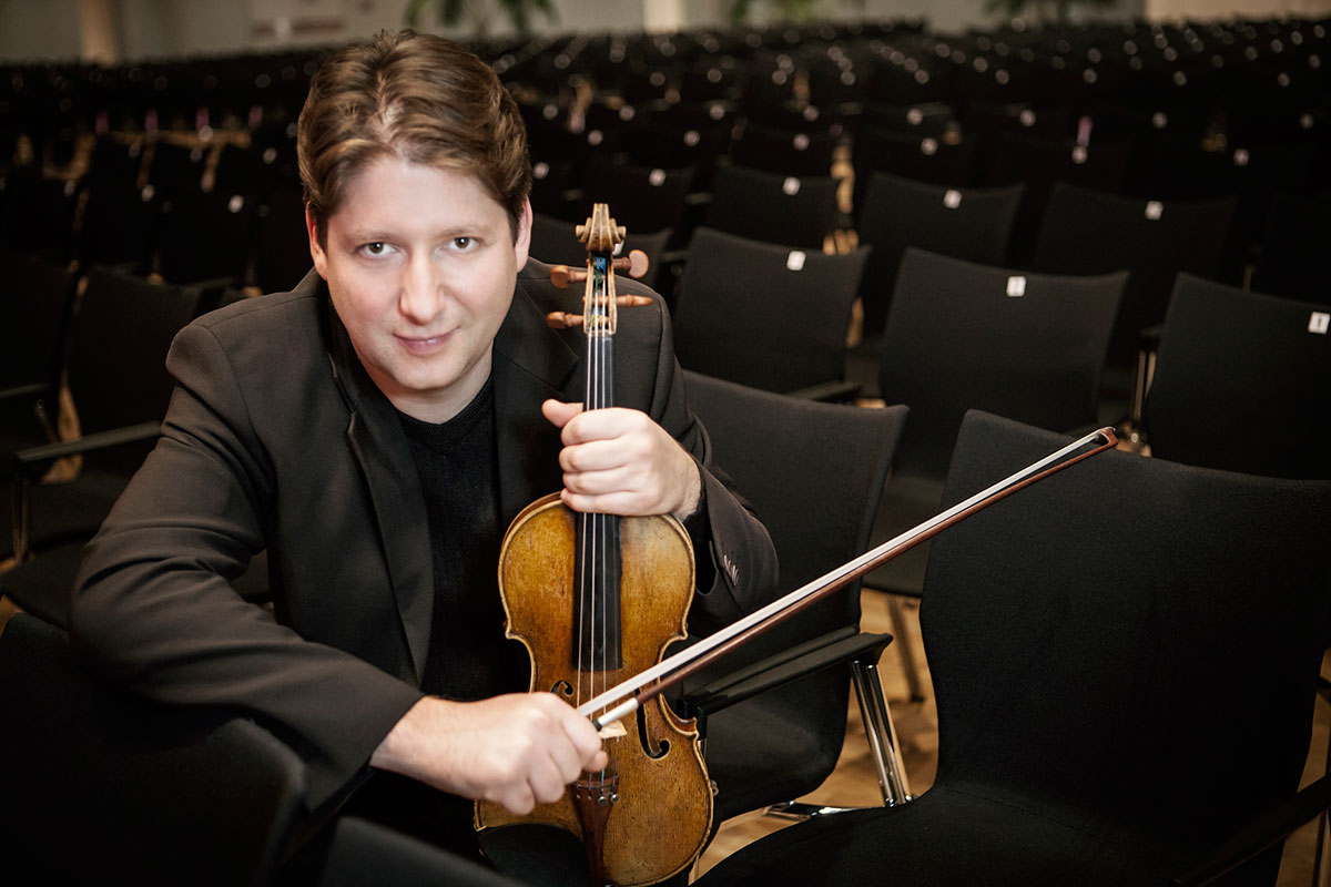 Denis Goldfeld, violin