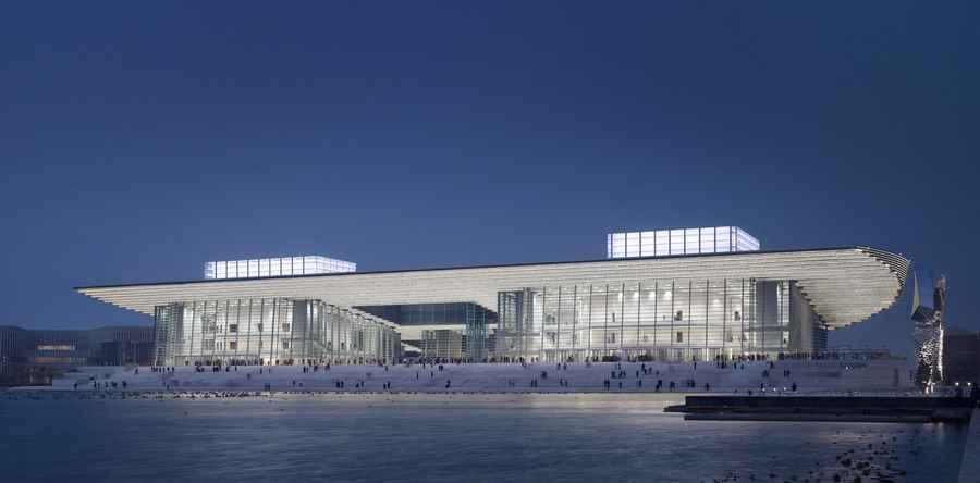 Visit  Tianjin Symphony Orchestra