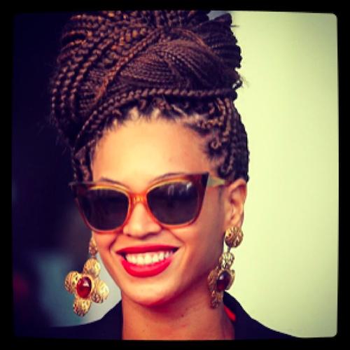 Beyonce in Dita