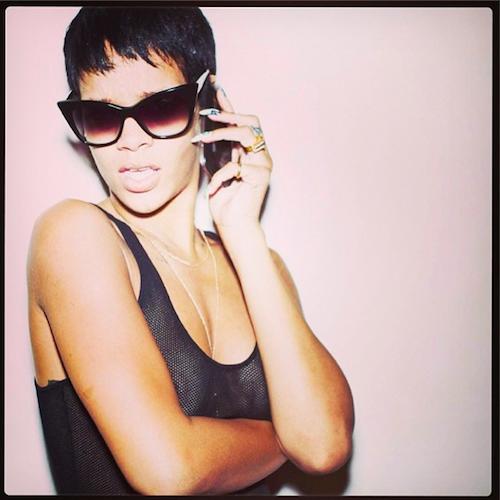 Rihanna in Dita