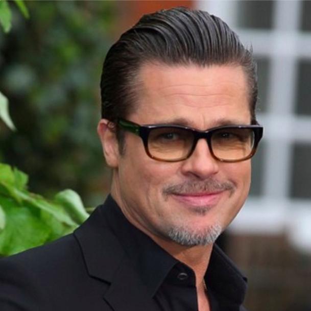 Brad Pitt in Barton Perreira
