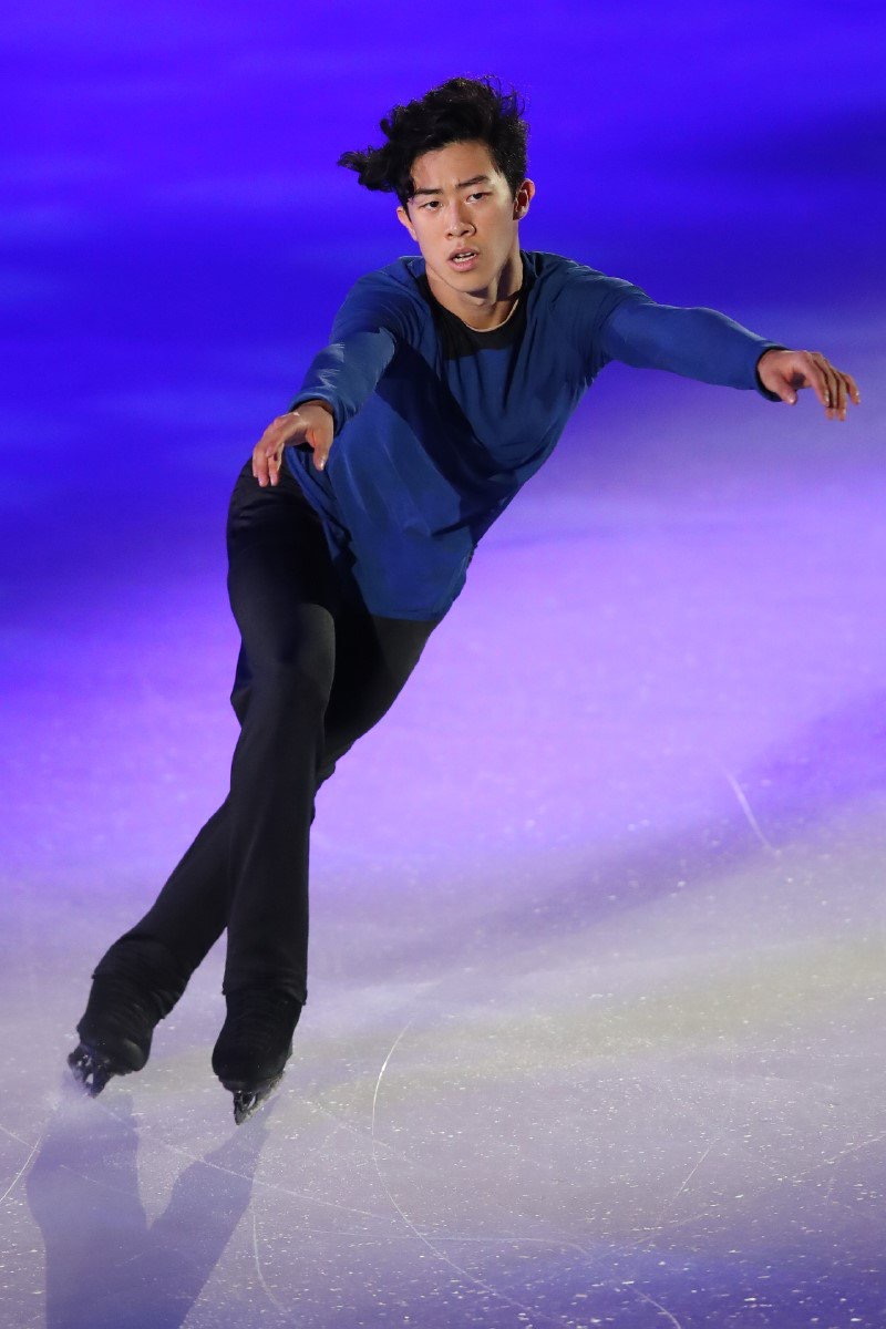 Nathan Chen - 'THE ICE' Exhibition - 2018