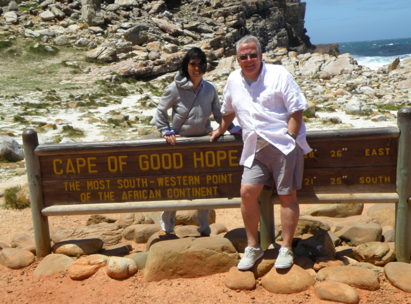 The most south-western point of Africa continent