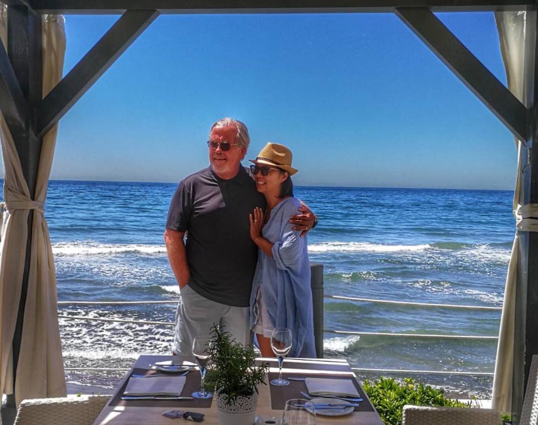 At La Cabane Beach Club