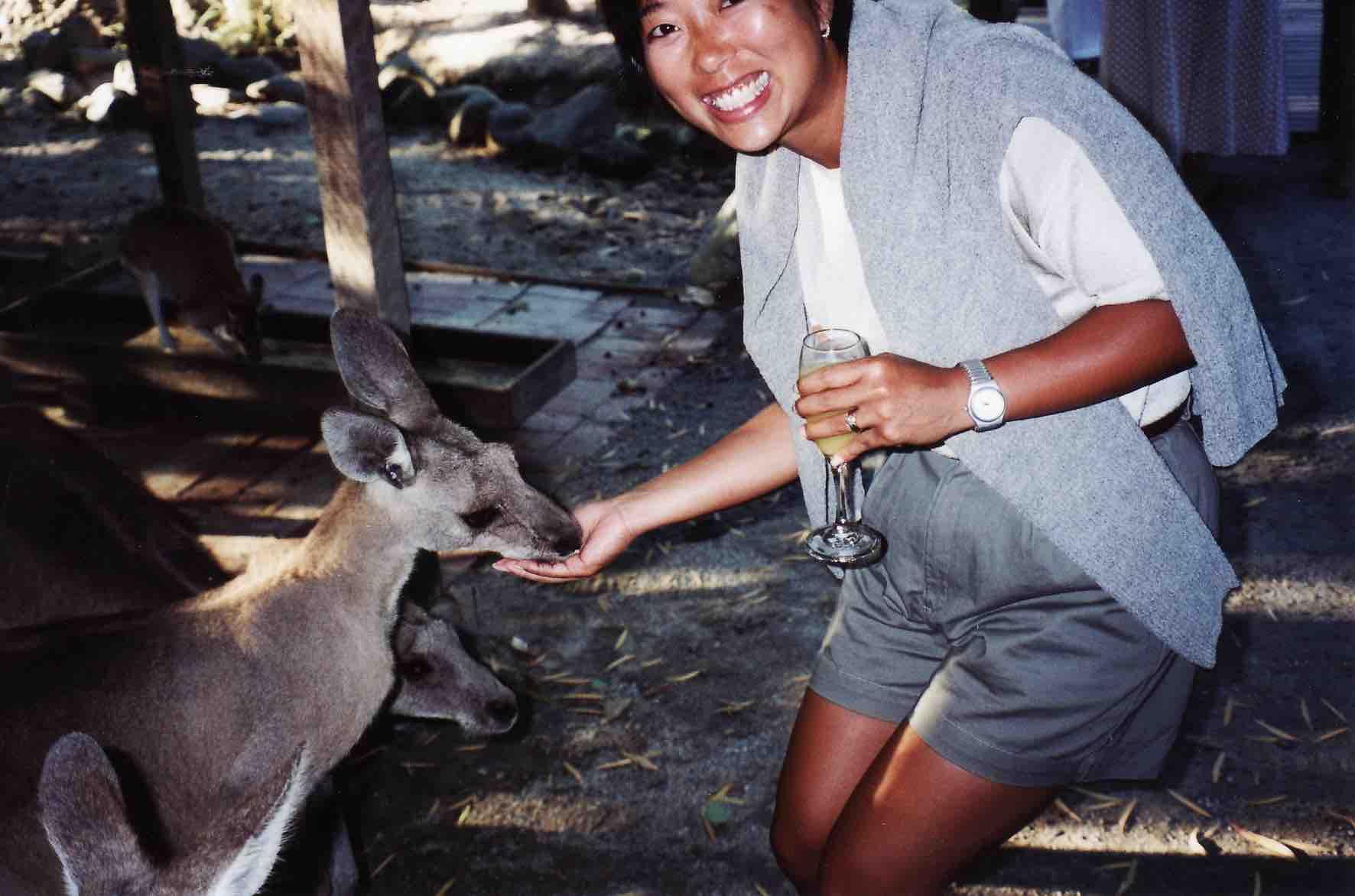 10 - 1996 - NYC, Australia, Hawaii