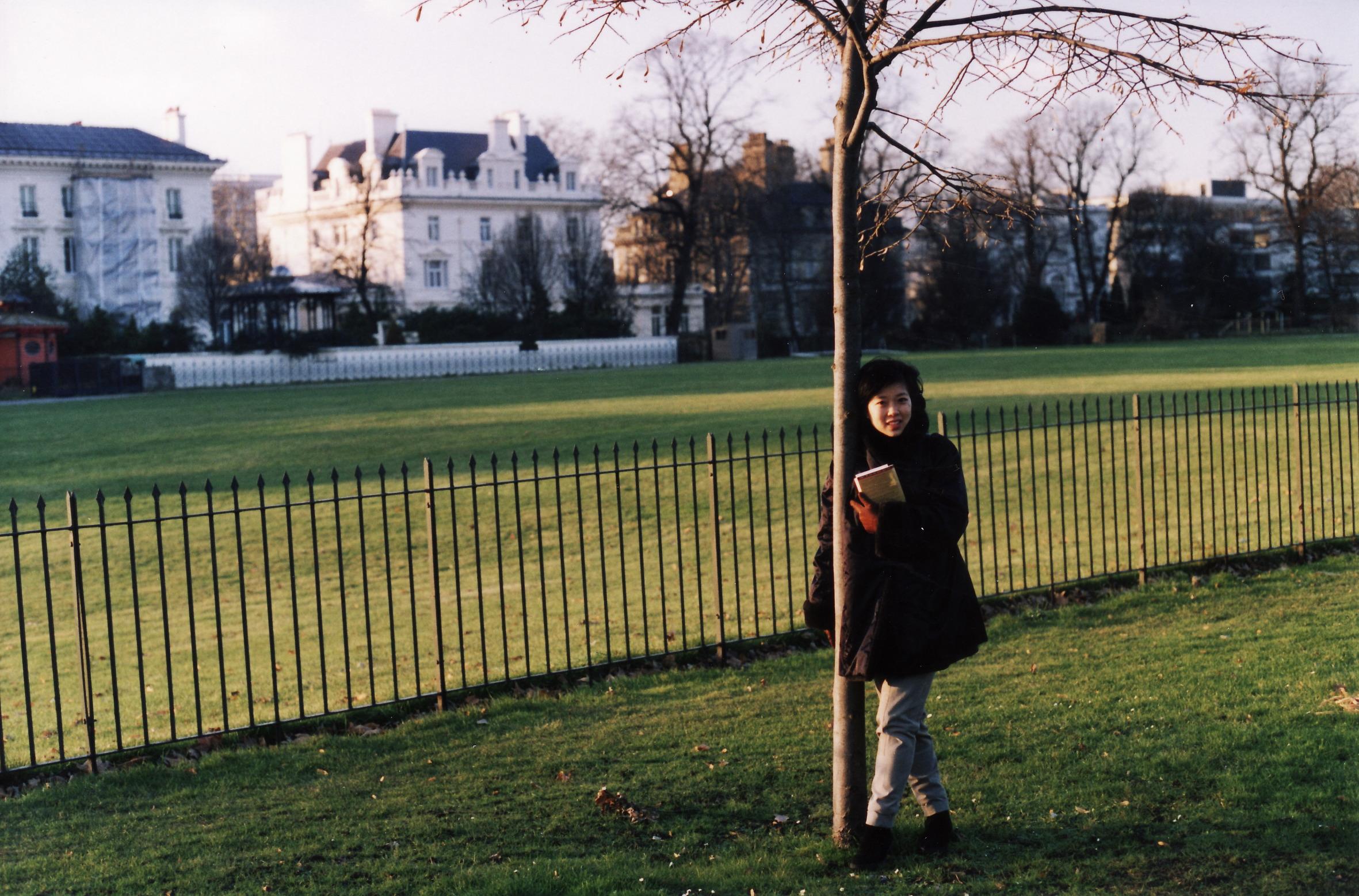 13 - 1996 - London