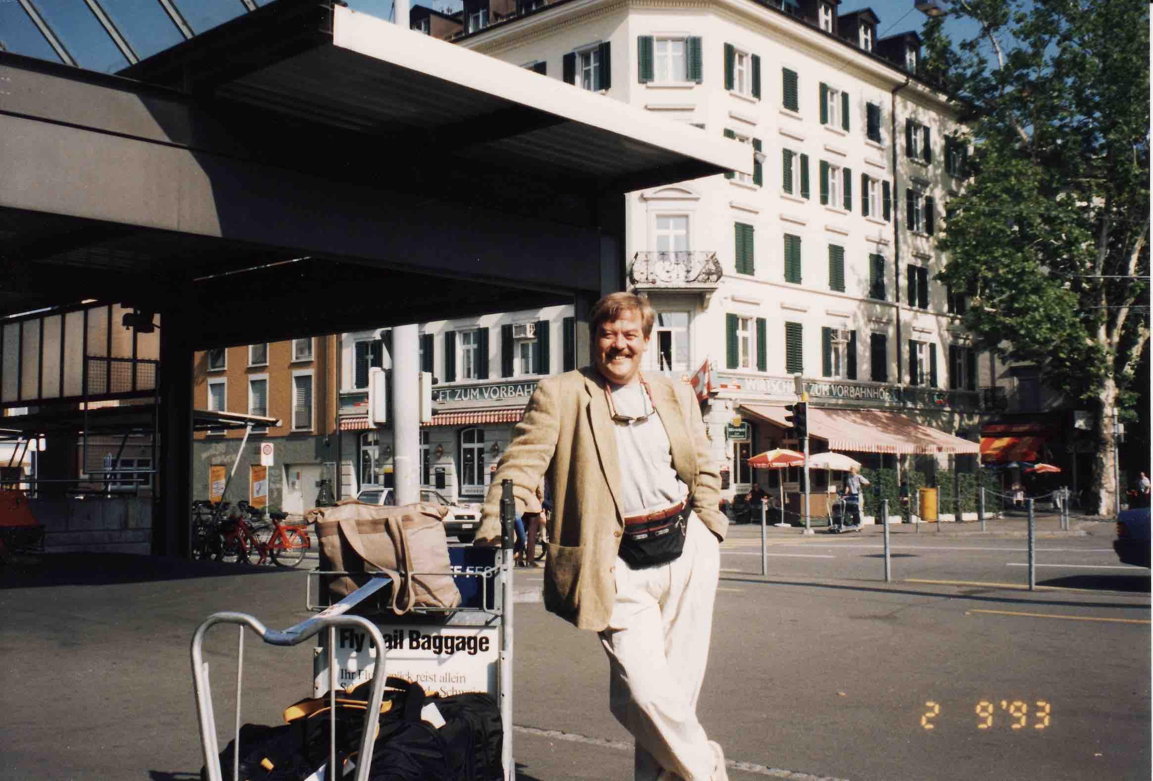 5 - 1993 - Zurich