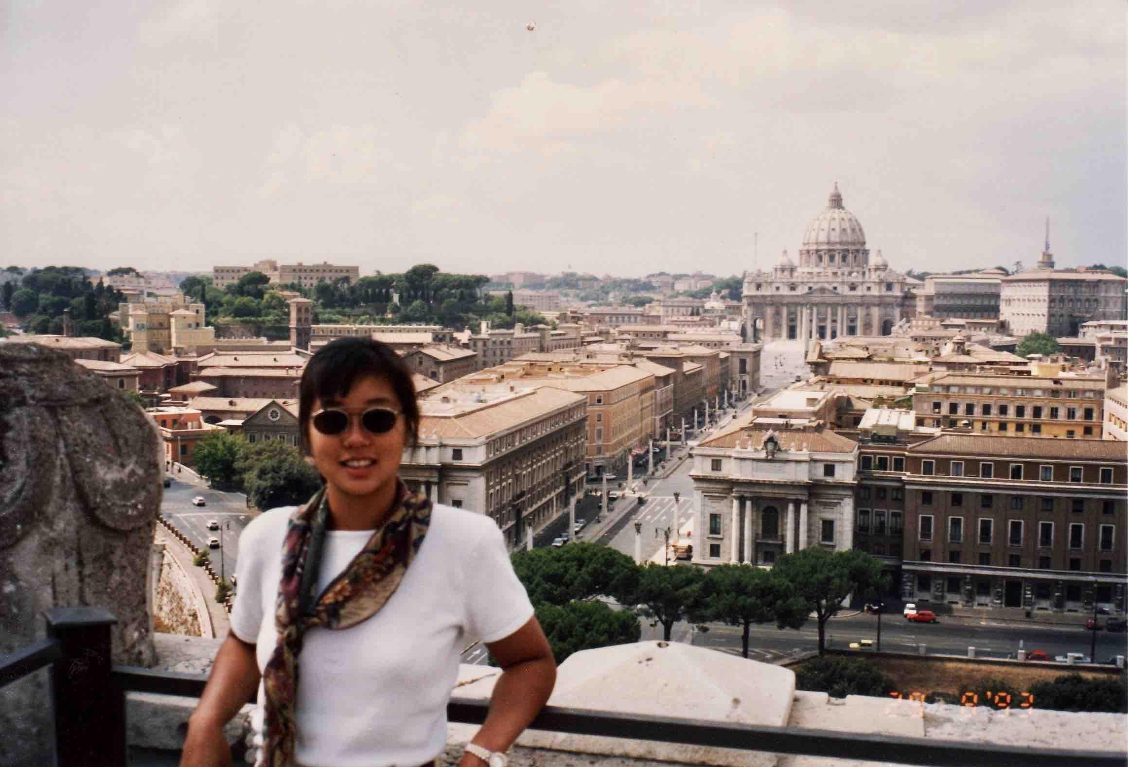 6 - 1993 - Vatican City