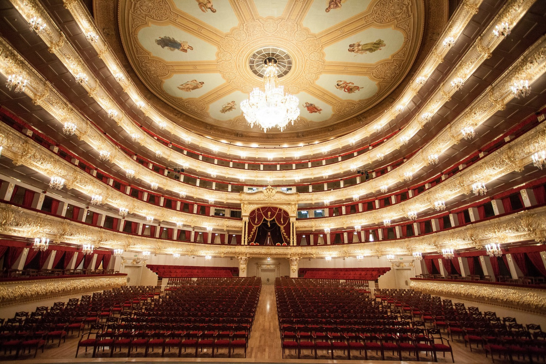 Bolshoi Theater, Moscow 1776