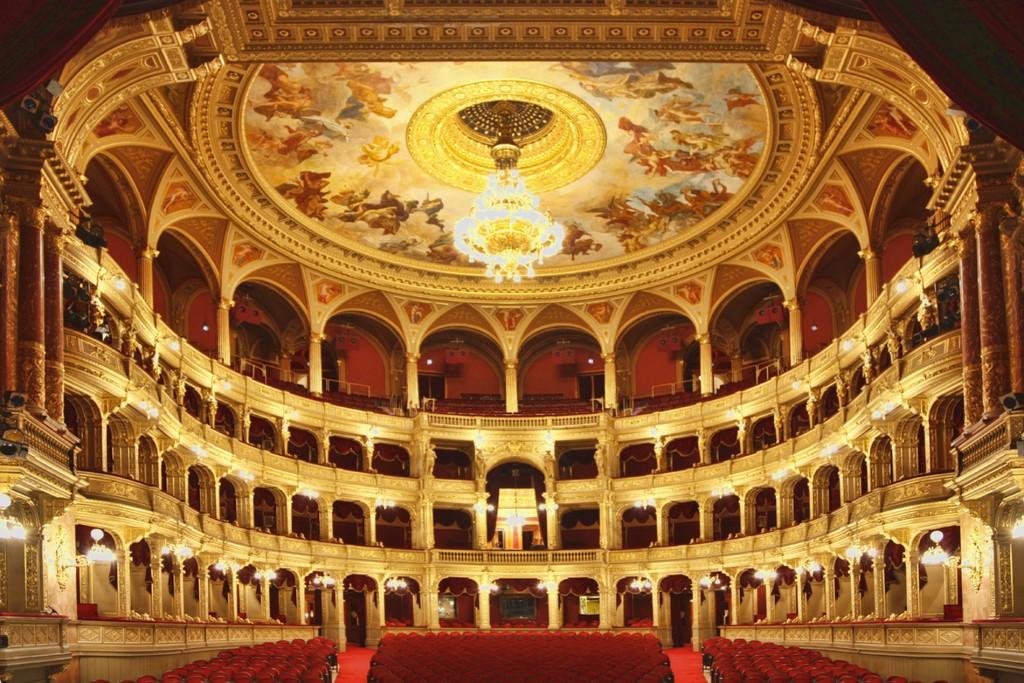 Hungarian State Opera, Budapest 1884