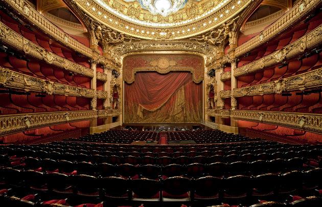 Palais Garnier, Paris 1761