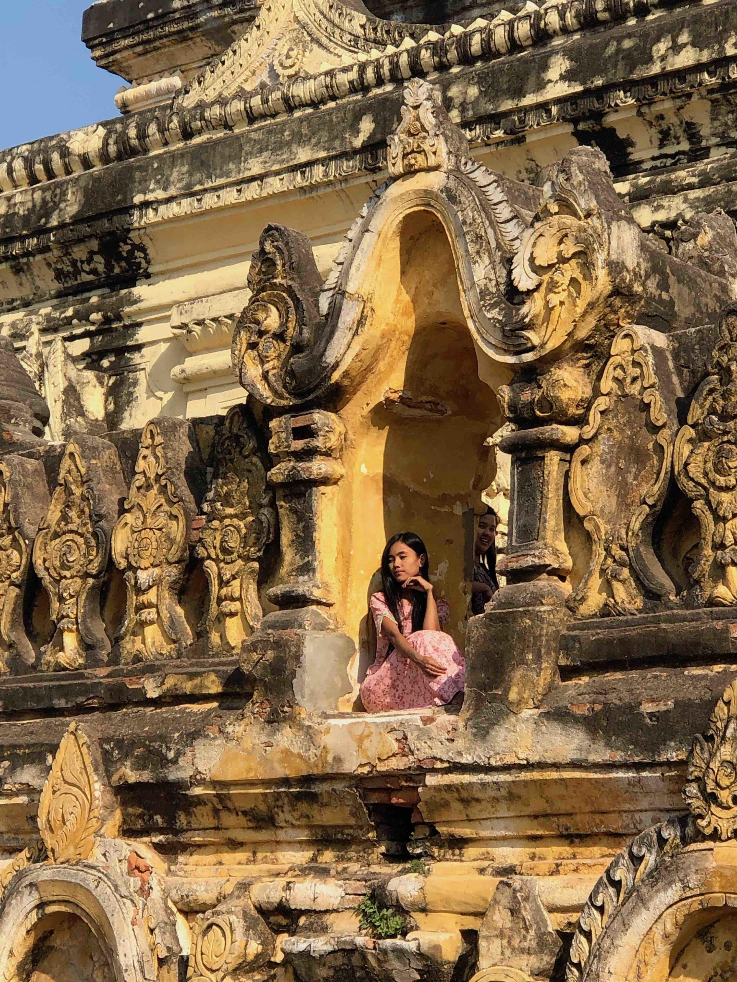 The Queen's Brick Monastery