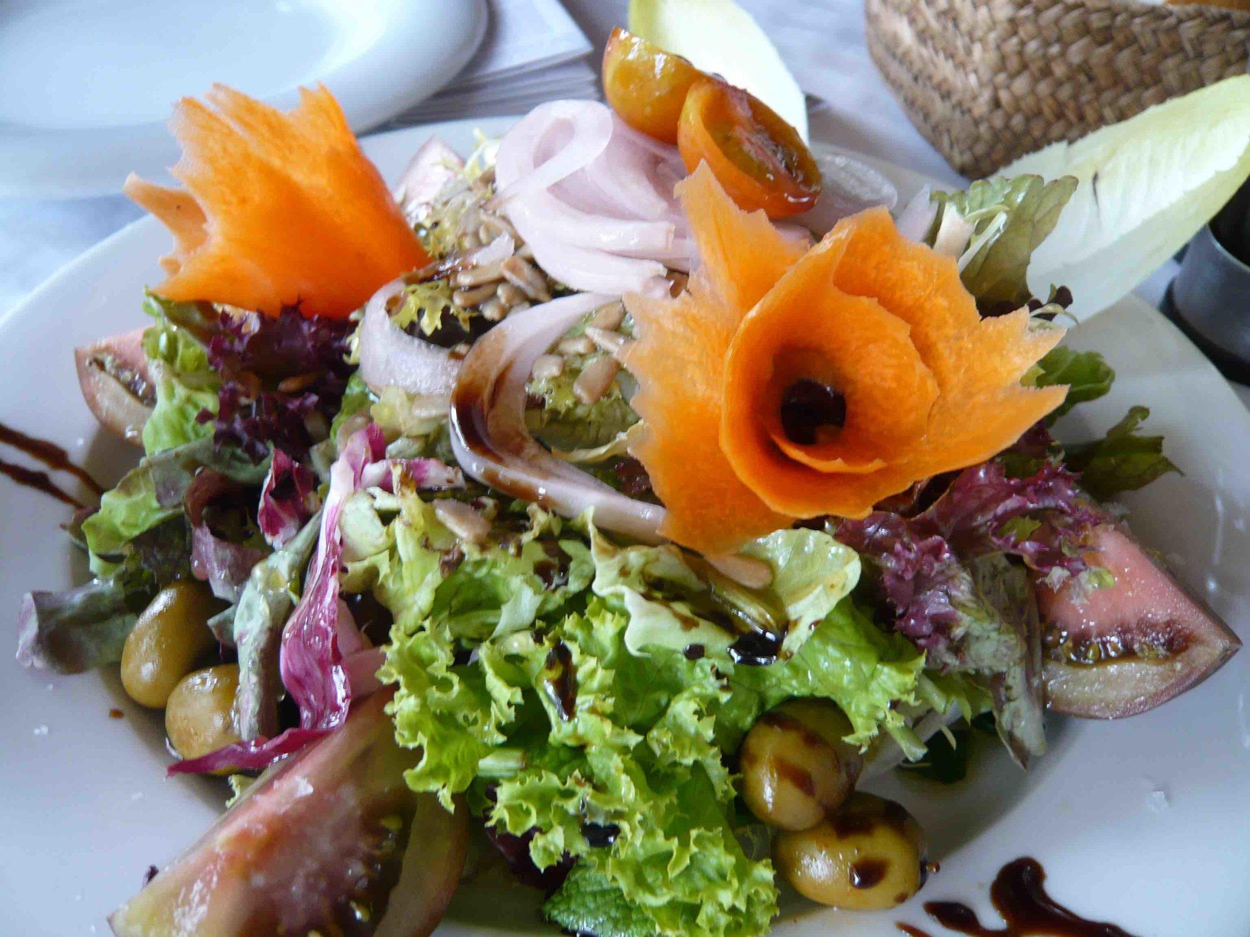 Con Mayo - best salad!