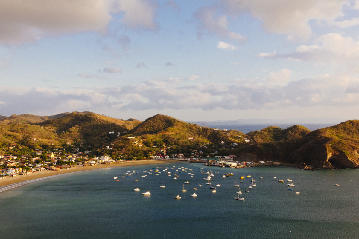 Heavenly Views of San Juan Del Sur