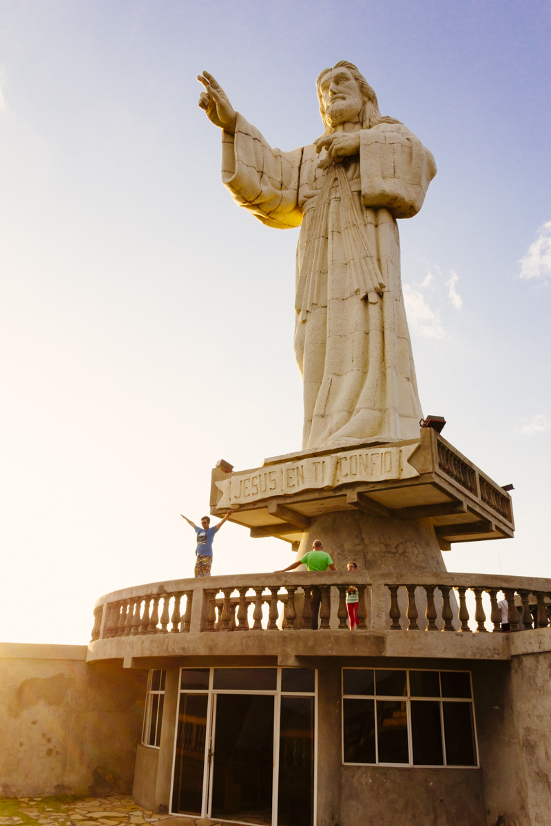 Christ of Mercy Statue