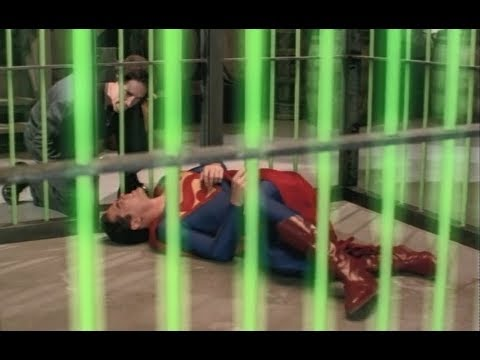 Superman weak with really bad Trigger Points