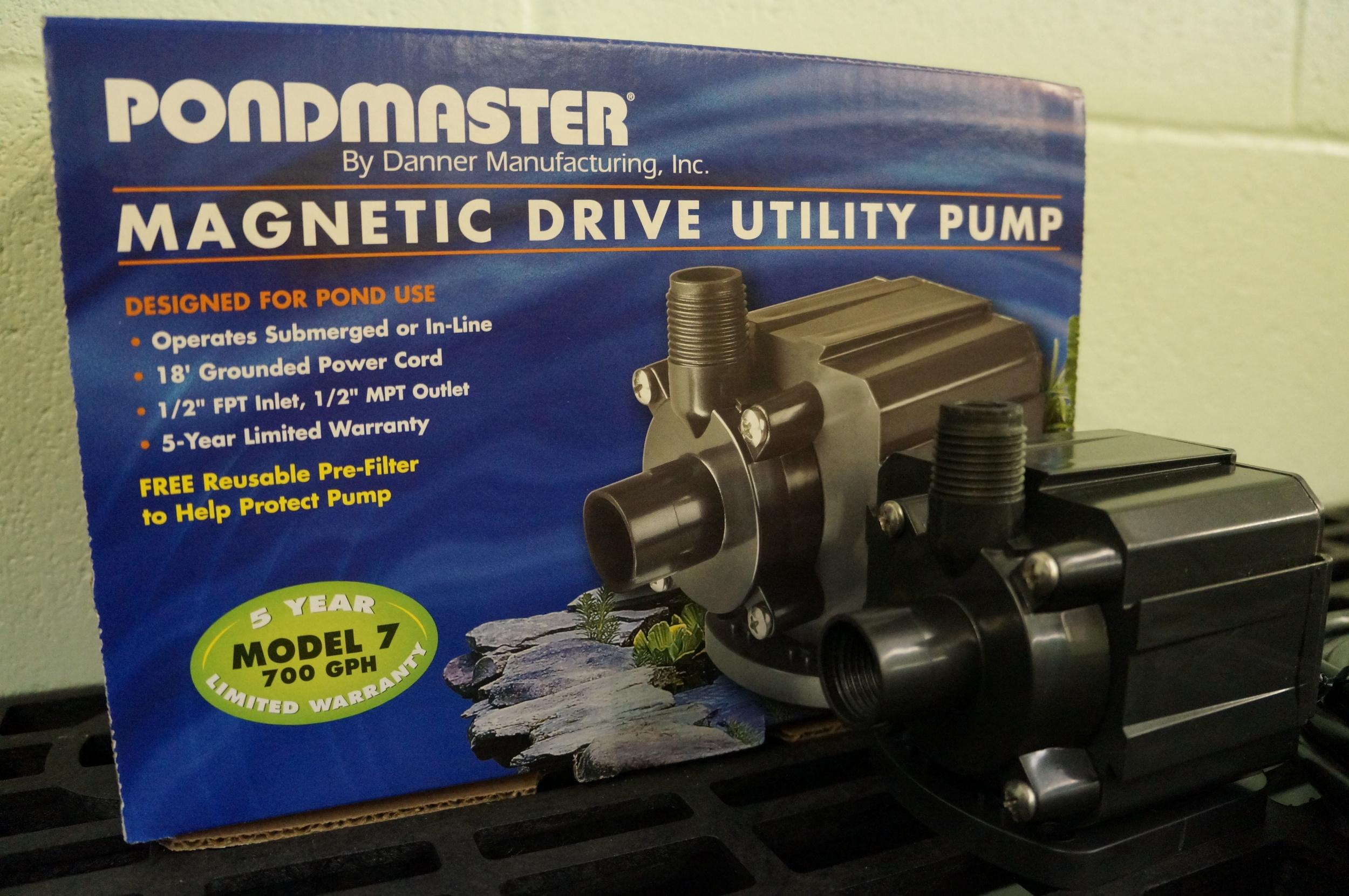 Mag Drive 700 GPH Pump