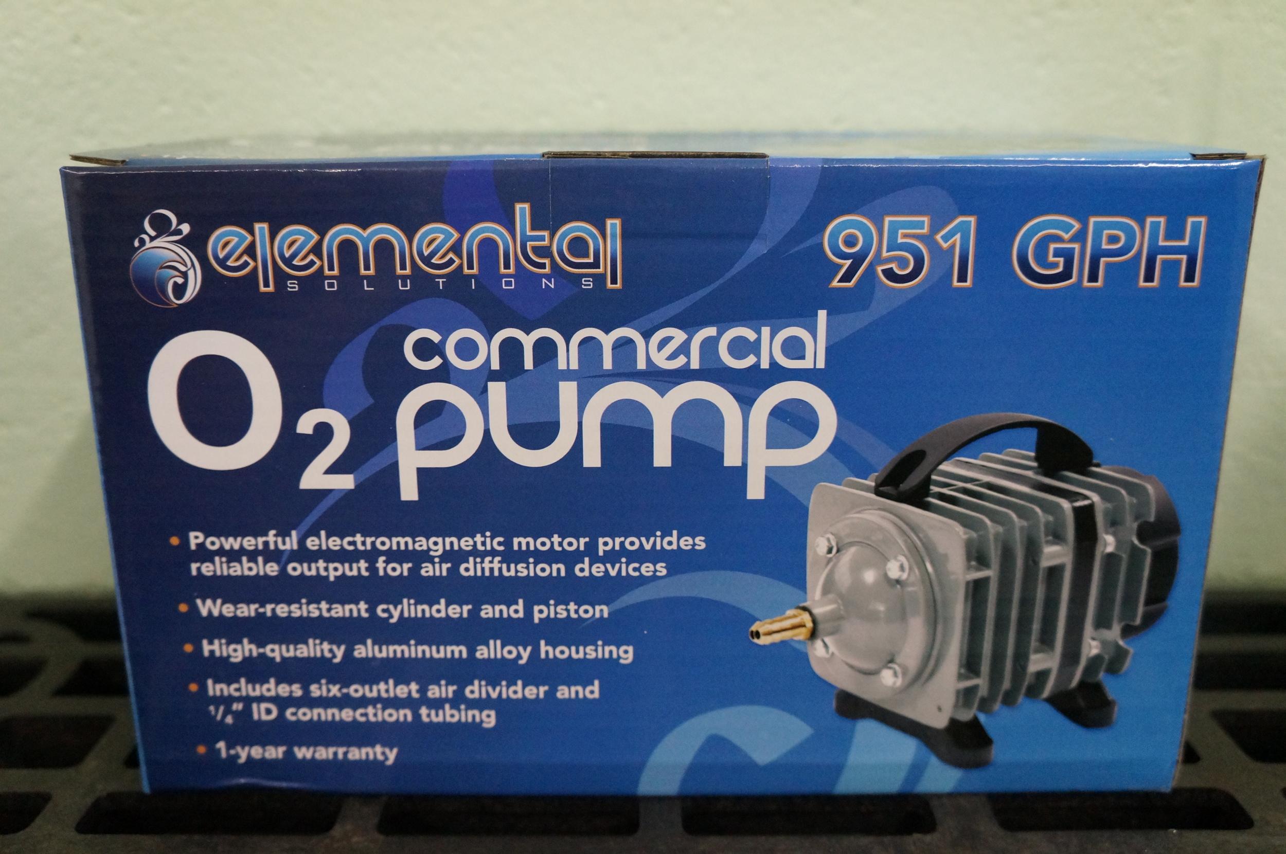 Elemental 951 GPH Pump