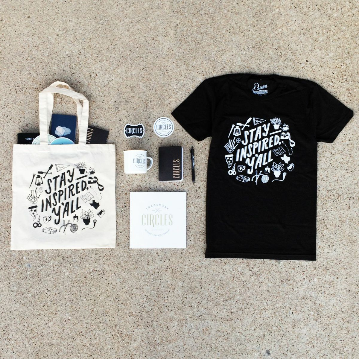 Circles Conference Merch