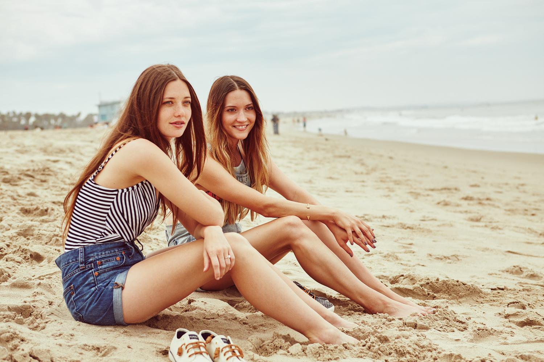 Teen Vogue x Sperry