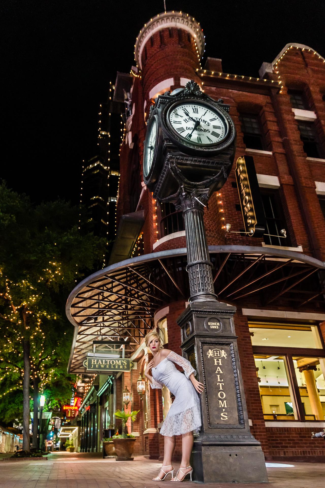 Fort Worth bridal photos