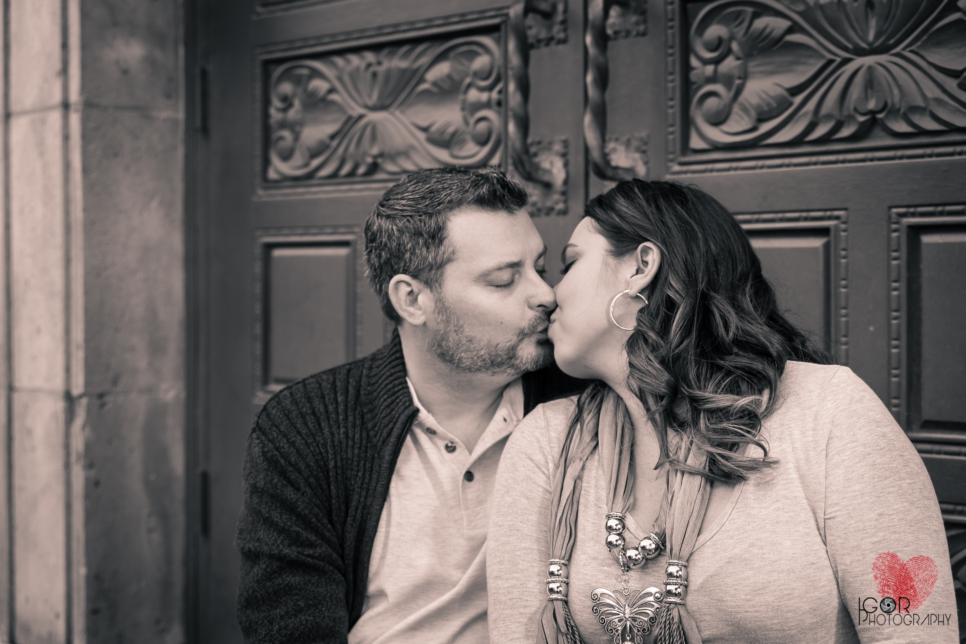 Irving engagement pictures